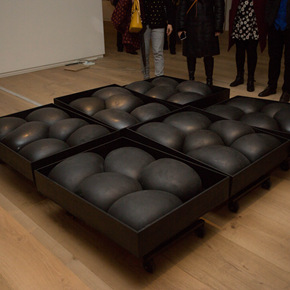 """Yang Art Museum brings together works by 25 artists with its opening exhibition """"Concealed Power"""" in Beijing Solana"""