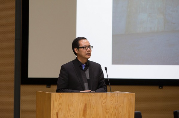 01 Head of the Department of Curatorial Research of CAFA Art Museum at CAFA Wang Chunchen