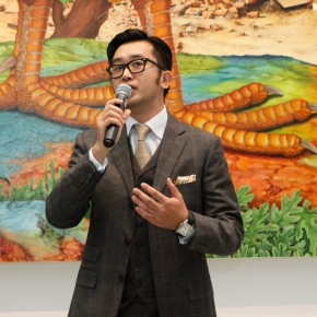 02 Gao Peng Director of Today Art Museum 290x290 - Starting Steadily from the Last Century: Lv Shengzhong Solo Exhibition Presented at Today Art Museum