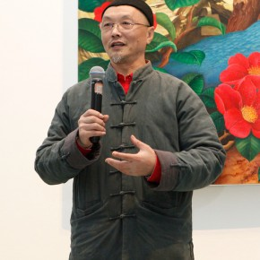 03 Aritst Lv Shengzhong 290x290 - Starting Steadily from the Last Century: Lv Shengzhong Solo Exhibition Presented at Today Art Museum