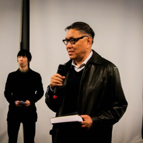 04 Chairman of the academic committee of OCAT Wu Hong