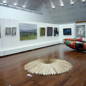 "04 View of the exhibition 290x290 - Following the Symbiosis: ""Coexistence"" Work Exhibition opened at Yan Huang Art Museum"