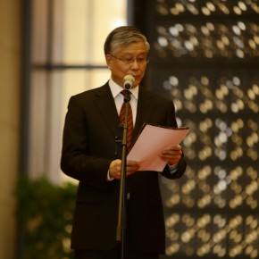 05 The opening ceremony was chaired by Chen Lvsheng, the Deputy Director of the National Museum of China