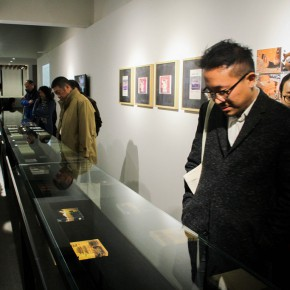 "12 Exhibition view of ""Displaying Fragments - Ten Years of OCAT (2005-2015)"""