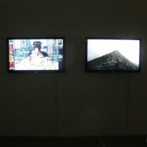 "12 Exhibition view of ""The Fate of Image"" 290x290 - ""The Fate of Image"": The Fourth International New Media Forum Unveiled at Sichuan Fine Arts Institute"