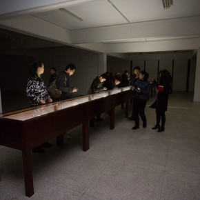 """12 Exhibition view of the Second Annual Exhibition of """"Poem, Chinese Calligraphy and Painting – West Lake"""""""