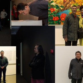 12 Honored Guests Present at the Opening 290x290 - Starting Steadily from the Last Century: Lv Shengzhong Solo Exhibition Presented at Today Art Museum