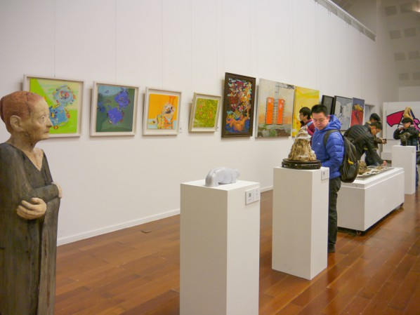 12 View of the exhibition