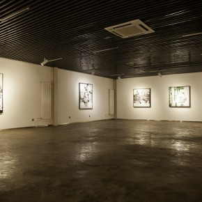 13 Exhibition view of Brian Hinman's work exhibition 290x290 - Sishang Art Museum brought the double solo exhibitions overseas as the last exhibition of 2015