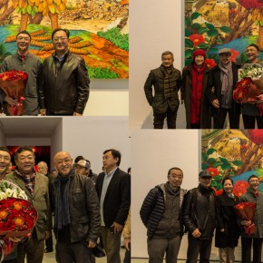 13 Honored Guests Present at the Opening 290x290 - Starting Steadily from the Last Century: Lv Shengzhong Solo Exhibition Presented at Today Art Museum