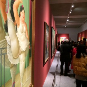 "15 Exhibition View of ""Botero in China"" 290x290 - ""Botero in China"" was inaugurated in the National Museum of China"