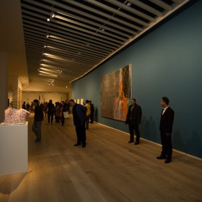 """15 View of the opening ceremony 290x290 - Yang Art Museum brings together works by 25 artists with its opening exhibition """"Concealed Power"""" in Beijing Solana"""