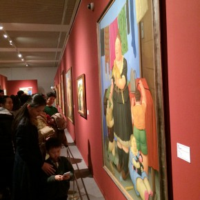 "16 Exhibition View of ""Botero in China"" 290x290 - ""Botero in China"" was inaugurated in the National Museum of China"