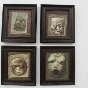 """18 Xia Xiaowan's work 290x290 - Revolutionary Evolution in Rotary Way: Xia Xiaowan's Solo Exhibition """"Rotation"""" Debuted at Beijing Minsheng Art Museum"""