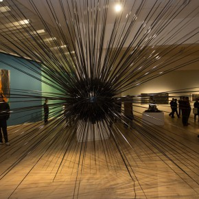 """19 View of the opening ceremony 290x290 - Yang Art Museum brings together works by 25 artists with its opening exhibition """"Concealed Power"""" in Beijing Solana"""