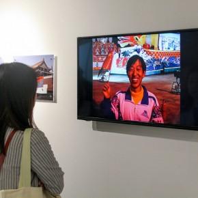 "21 Exhibition view of ""Displaying Fragments - Ten Years of OCAT (2005-2015)"""