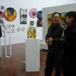 "22 View of the exhibition 290x290 - Following the Symbiosis: ""Coexistence"" Work Exhibition opened at Yan Huang Art Museum"