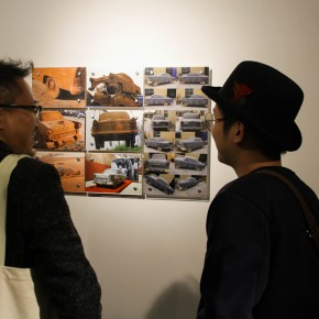 "23 Exhibition view of ""Displaying Fragments - Ten Years of OCAT (2005-2015)"""