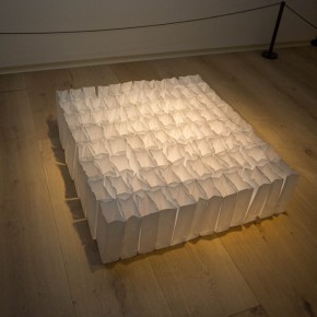 """23 View of the opening ceremony 290x290 - Yang Art Museum brings together works by 25 artists with its opening exhibition """"Concealed Power"""" in Beijing Solana"""