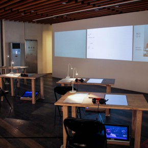 "29 Exhibition view of ""Displaying Fragments - Ten Years of OCAT (2005-2015)"""