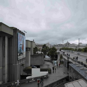 "Event Horizon Installation view London England 2007 A commission by the Hayward Gallery London Photograph by Richard Bryant 290x290 - ""Event Horizon Hong Kong"" features 31 sculptures installed among the Hong Kong cityscape"