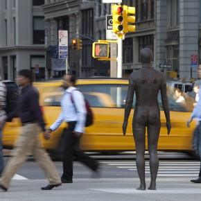 "Event Horizon Installation view New York USA Presented by Madison Square Park Conservancy New York 2010 Photograph by James Ewing New York 290x290 - ""Event Horizon Hong Kong"" features 31 sculptures installed among the Hong Kong cityscape"