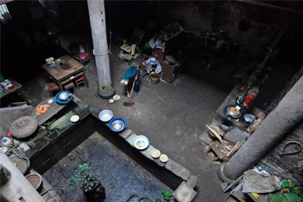 Tanghe Old Town, Chongqing, 2009 © Matthias Messmer, Hsin-Mei Chuang