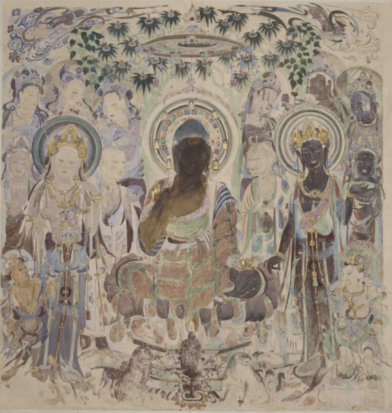 Work Exhibited at Dunhuang Song of Living Beings 04