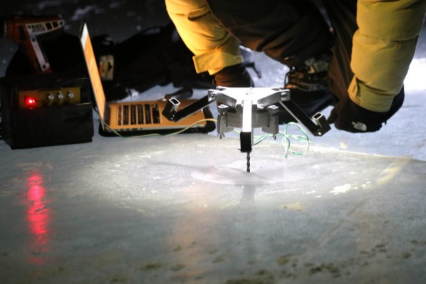 Work Exhibited at The Arctic – Architecture and Extreme Environments 02