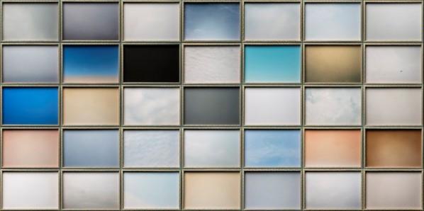 Yang Maoyuan, Sky, 2015; Giclee print, Edition set of 35, 24x44cm