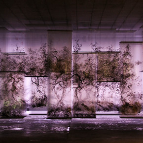 "Revolutionary Evolution in Rotary Way: Xia Xiaowan's Solo Exhibition ""Rotation"" Debuted at Beijing Minsheng Art Museum"