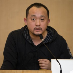 """02 Host of the lecture Wang Yuyang 290x290 - """"Towards Participation in Art: History and the Effects on Display"""" a Lecture by Rudolf Frieling"""