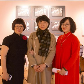 04 Group Photo of Honored Guests 290x290 - In the Mood for Love – the Exhibition of Female Artists' Growth in Art Forms is unveiled at the Gauguin Gallery at Wangjing SOHO