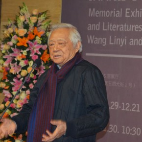 05 Former Director of Sculpture Art Committee at China Artists Association, former Party Secretary of CAFA Sheng Yang