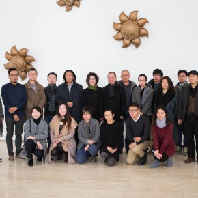 06 Group photo of the honor guest and the doctoral students 290x290 - Reshaping the Tradition: Exchange Program between the Doctoral Students from CAFA and Tainan National University of the Arts (Round 6) Opened
