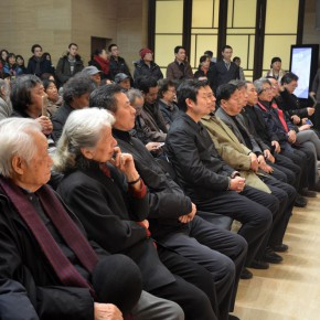 08 View of the Opening Ceremony 290x290 - Mentality: Wang Shaojun Art Exhibition was unveiled at CAFA Art Museum