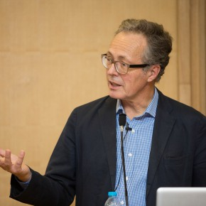 """09 The speaker Rudolf Frieling 290x290 - """"Towards Participation in Art: History and the Effects on Display"""" a Lecture by Rudolf Frieling"""