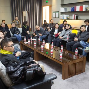 11 View of the Exchange between the doctoral students from CAFA and Tainan National University of the Arts 290x290 - Reshaping the Tradition: Exchange Program between the Doctoral Students from CAFA and Tainan National University of the Arts (Round 6) Opened