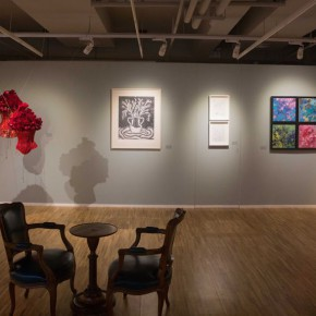 12 Exhibition View of In the Mood for Love – the Exhibition of Female Artists' Growth in Art Forms 290x290 - In the Mood for Love – the Exhibition of Female Artists' Growth in Art Forms is unveiled at the Gauguin Gallery at Wangjing SOHO