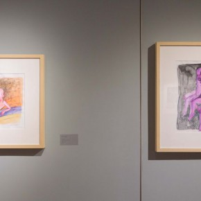 15 Exhibition View of In the Mood for Love – the Exhibition of Female Artists' Growth in Art Forms 290x290 - In the Mood for Love – the Exhibition of Female Artists' Growth in Art Forms is unveiled at the Gauguin Gallery at Wangjing SOHO