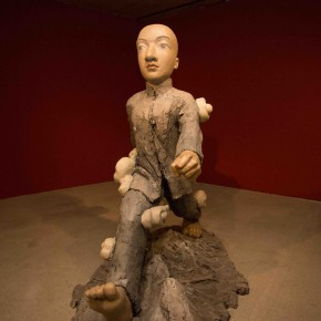15 Exhibition View of Wang Shaojun Art Exhibition 290x290 - Mentality: Wang Shaojun Art Exhibition was unveiled at CAFA Art Museum
