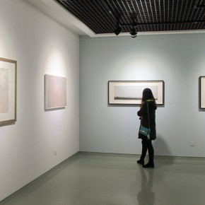 """15 Exhibition view of """"Collective with Individual – Youth New Ink Painting Nominated Exhibition""""  290x290 - Young Painters """"Spiral"""" """"Winning"""": """"Collective with Individual – Youth New Ink Painting Nominated Exhibition"""" Debuted"""