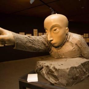 18 Exhibition View of Wang Shaojun Art Exhibition 290x290 - Mentality: Wang Shaojun Art Exhibition was unveiled at CAFA Art Museum