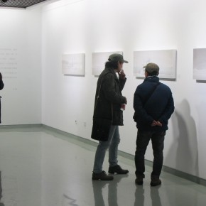 """18 Exhibition view of """"Collective with Individual – Youth New Ink Painting Nominated Exhibition""""  290x290 - Young Painters """"Spiral"""" """"Winning"""": """"Collective with Individual – Youth New Ink Painting Nominated Exhibition"""" Debuted"""
