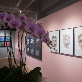 19 Exhibition View of In the Mood for Love – the Exhibition of Female Artists' Growth in Art Forms 290x290 - In the Mood for Love – the Exhibition of Female Artists' Growth in Art Forms is unveiled at the Gauguin Gallery at Wangjing SOHO