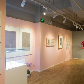 21 Exhibition View of In the Mood for Love – the Exhibition of Female Artists' Growth in Art Forms 290x290 - In the Mood for Love – the Exhibition of Female Artists' Growth in Art Forms is unveiled at the Gauguin Gallery at Wangjing SOHO