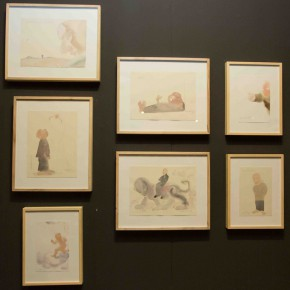 22 Exhibition View of Wang Shaojun Art Exhibition 290x290 - Mentality: Wang Shaojun Art Exhibition was unveiled at CAFA Art Museum