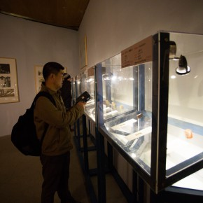 """22 Exhibition view of """"For Chinese Painting Round II""""  290x290 - """"Starting, Inheriting, Innovation and Integration"""" For Chinese Painting (Round II) Exhibition opened at CAFA Art Museum"""