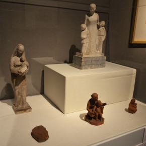23 Exhibition view of Sculpture of Love - Memorial Exhibition of Works and Literature of the Couple Sculptors Wang Linyi and Wang Henei
