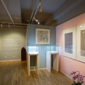 24 Exhibition View of In the Mood for Love – the Exhibition of Female Artists' Growth in Art Forms 290x290 - In the Mood for Love – the Exhibition of Female Artists' Growth in Art Forms is unveiled at the Gauguin Gallery at Wangjing SOHO